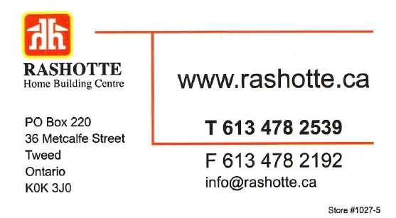 Rashotte Home Hardware