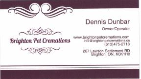 Brighton Pet Cremations