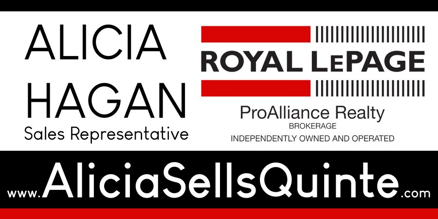 Alicia Hagan - Royal LePage Pro-Alliance Realty
